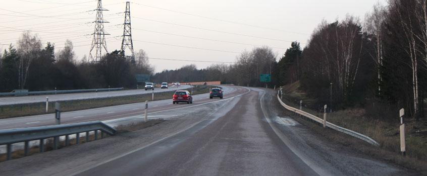 Motorväg och motortrafikled