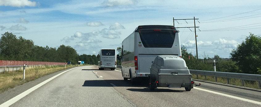 Last och släpvagn