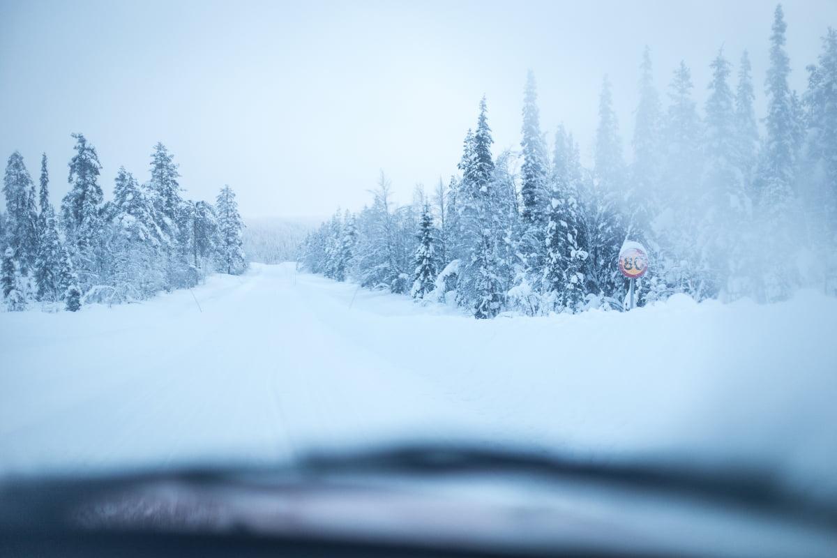 Vinter och halka
